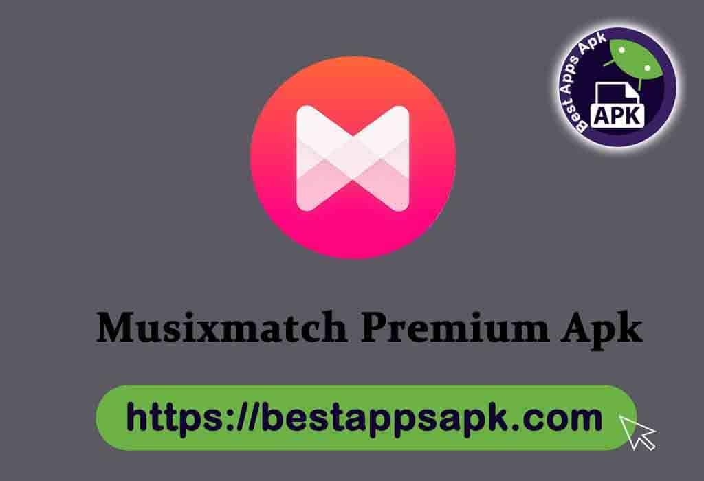 Musixmatch premuim apk 7.5.8