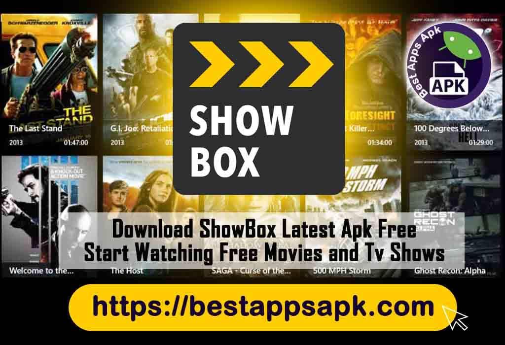 Download Latest Showbox Apk