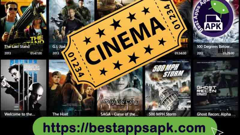 Download Latest Cinema HD Apk