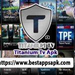 titanium TV APK Latest Version 2020