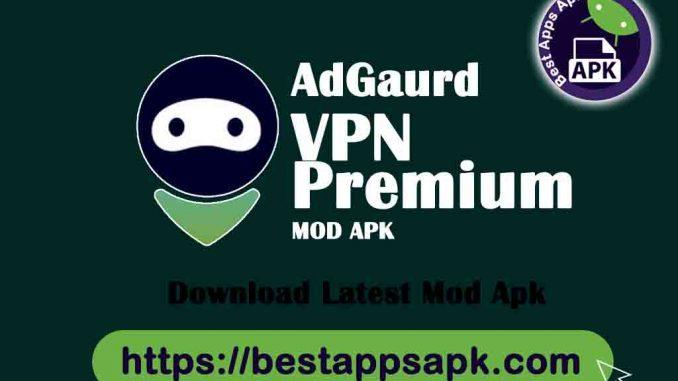 AdGuard VPN Premium APP