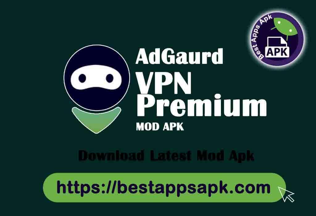 AdGuard VPN Premium APK