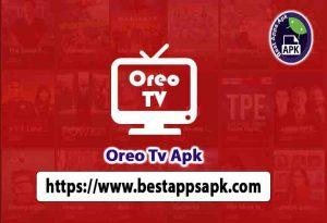 Oreo TV Apk 1.8.4