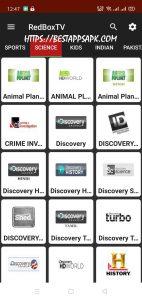 RedBox TV Mod APK version 1.9 1