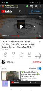 TubeMate YouTube Downloader Apk version 2.4.23 8