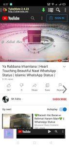 TubeMate YouTube Downloader Apk version 2.4.23 7