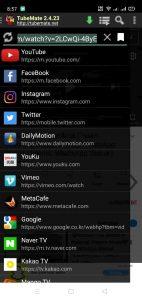 TubeMate YouTube Downloader Apk version 2.4.23 4